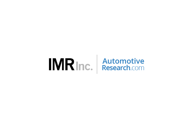IMR Inc and Automotive Research Logos